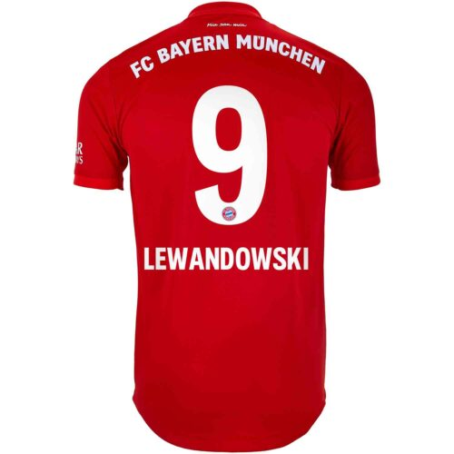4da2301a716 2019 20 adidas Robert Lewandowski Bayern Munich Home Authentic Jersey
