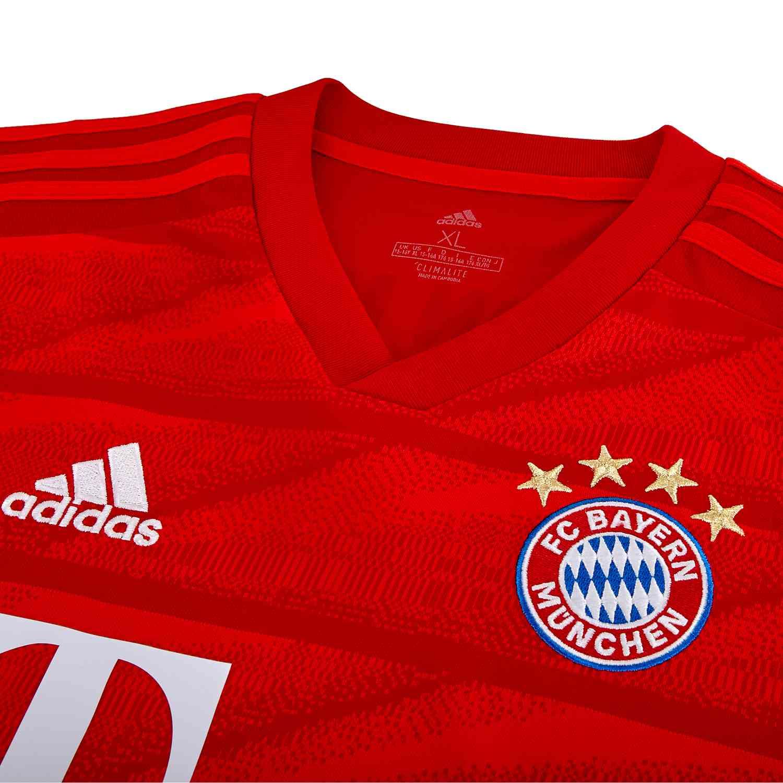 hot sale online 4a008 4750f 2019/20 Kids adidas Manuel Neuer Bayern Munich Home Jersey ...