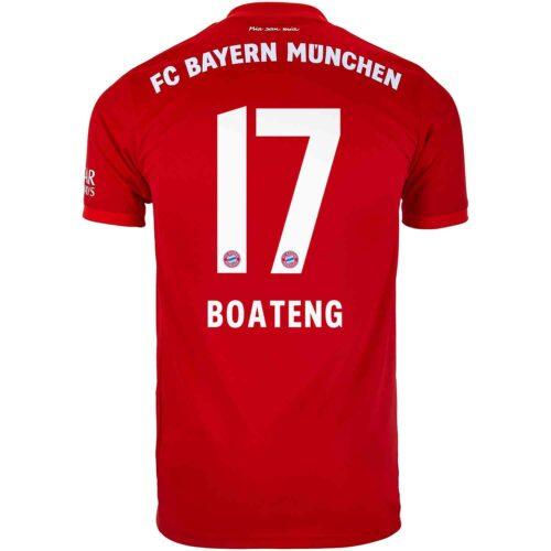 2019/20 Kids adidas Jerome Boateng Bayern Munich Home Jersey