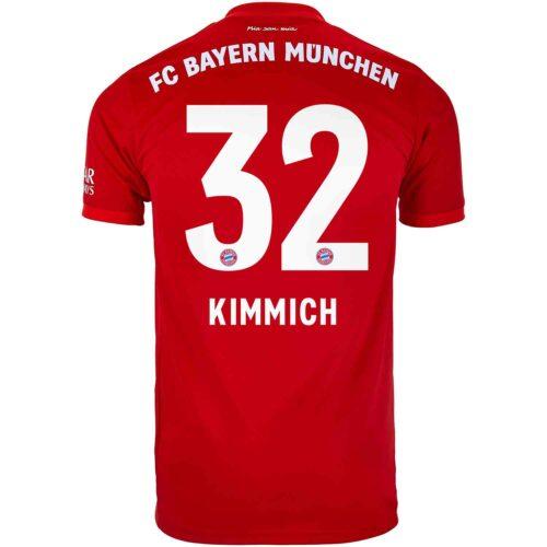 2019/20 Kids adidas Joshua Kimmich Bayern Munich Home Jersey