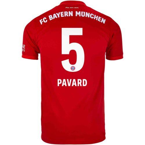 2019/20 Kids adidas Benjamin Pavard Bayern Munich Home Jersey