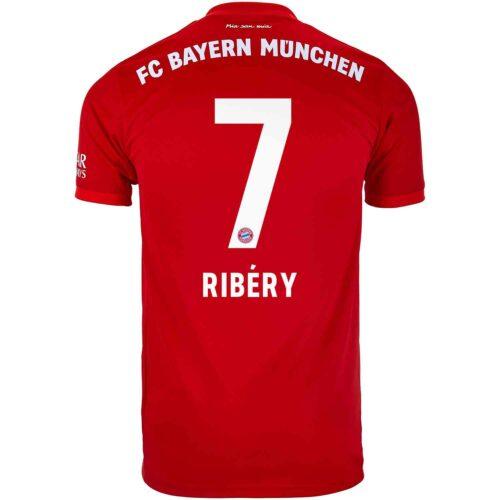 2019/20 Kids adidas Franck Ribery Bayern Munich Home Jersey