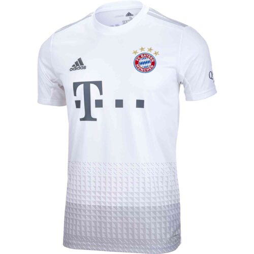 2019/20 Kids adidas Bayern Munich Away Jersey