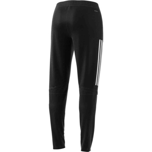 Womens adidas Condivo 20 Training Pants – Black/White