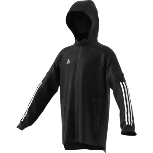 Kids adidas Condivo 20 Allweather Jacket – Black/White