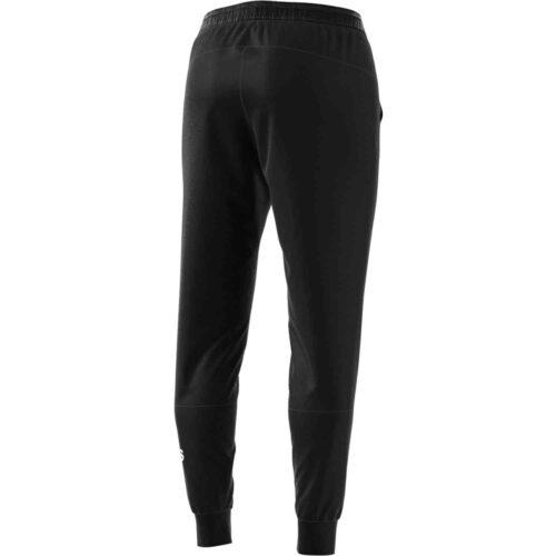 Womens adidas Badge of Sport Lifestyle Pants – Black/White