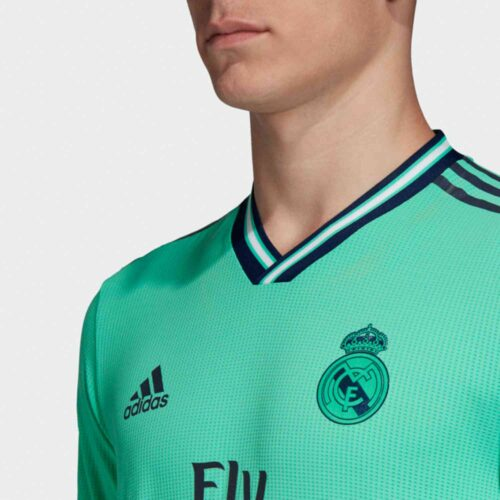 adidas Real Madrid 3rd Authentic Jersey – 2019/20