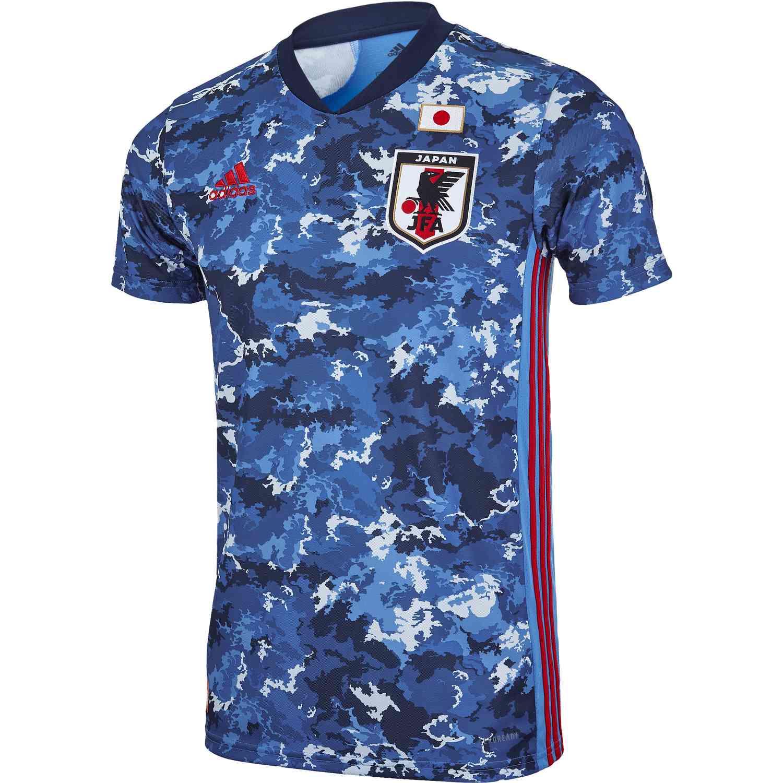 adidas Japan Home Jersey – 2020
