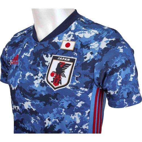 2020 adidas Japan Home Jersey