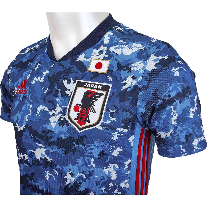 adidas Japan Home Jersey - 2020 - SoccerPro