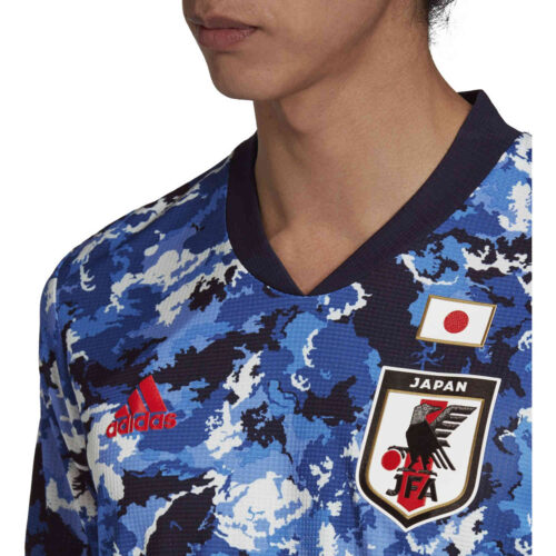 2020 adidas Japan Home Authentic Jersey