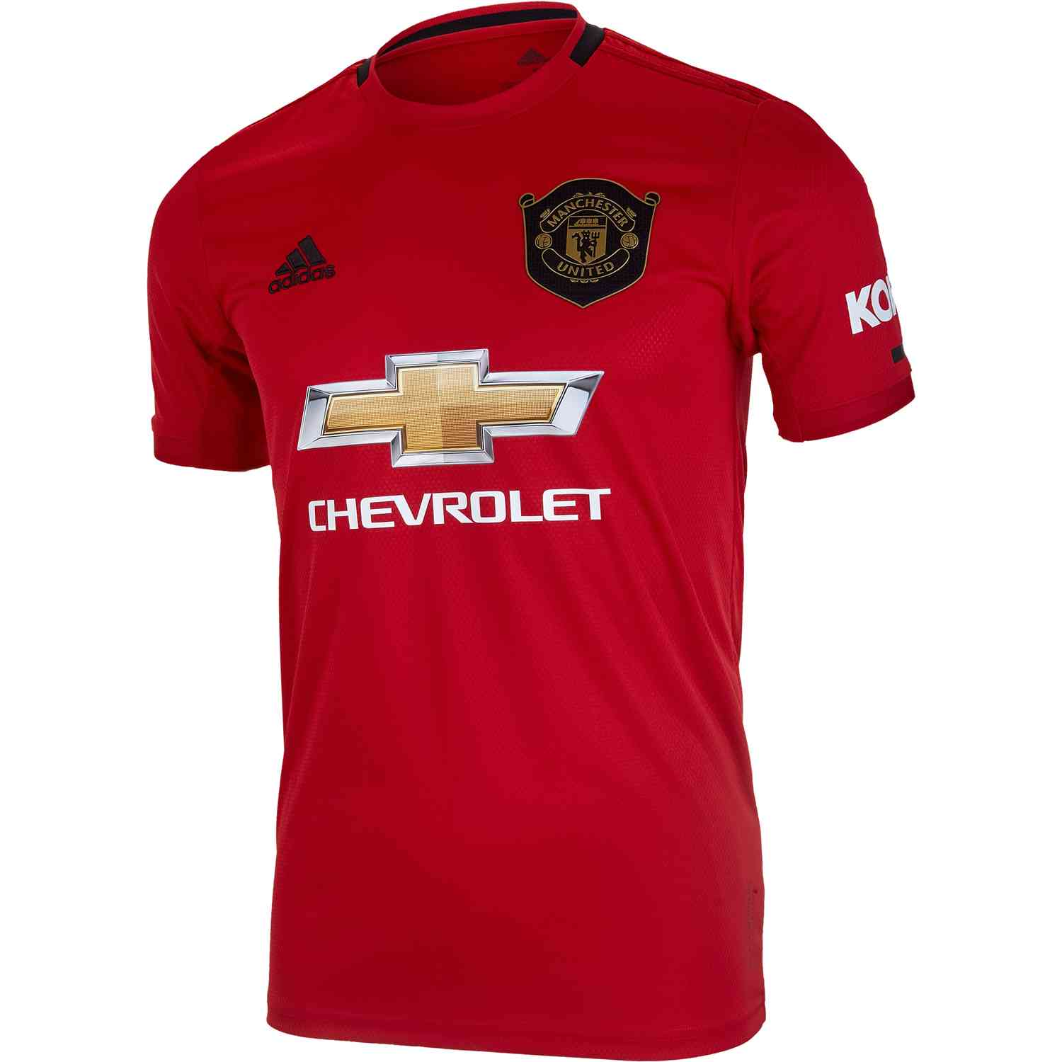 2019/20 adidas Manchester United Home Jersey - SoccerPro