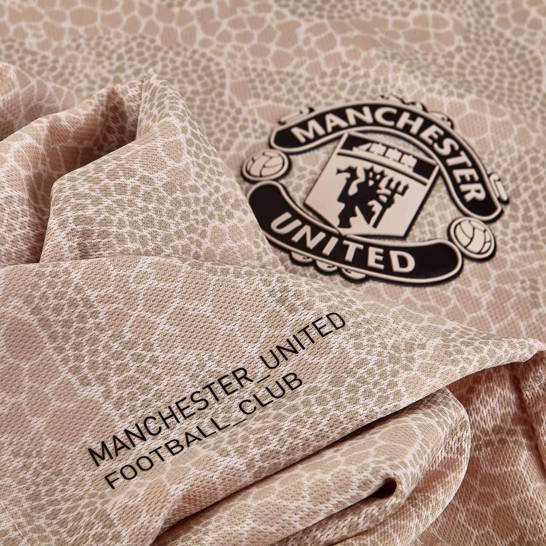 2019 20 Adidas Manchester United Away Jersey Soccerpro