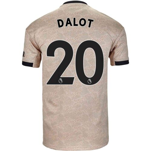 2019/20 adidas Diogo Dalot Manchester United Away Jersey
