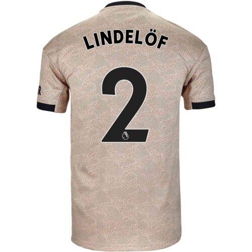 2019/20 adidas Victor Lindelof Manchester United Away Jersey