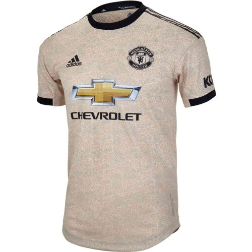 2019/20 adidas Manchester United Away Authentic Jersey
