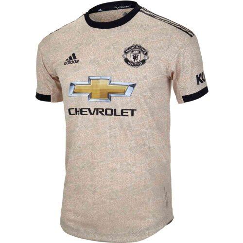 2019/20 adidas Juan Mata Manchester United Away Authentic Jersey