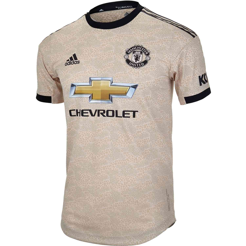 quality design 5f81c aa379 2019/20 adidas Nemanja Matic Manchester United Away ...