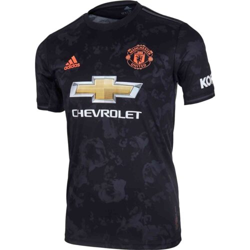 2019/20 adidas Manchester United 3rd Jersey
