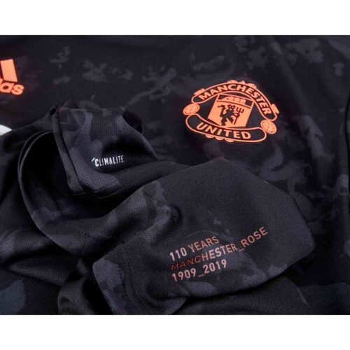 2019/20 adidas Anthony Martial Manchester United 3rd Jersey