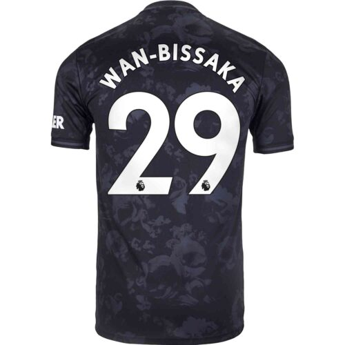2019/20 adidas Aaron Wan-Bissaka Manchester United 3rd Jersey