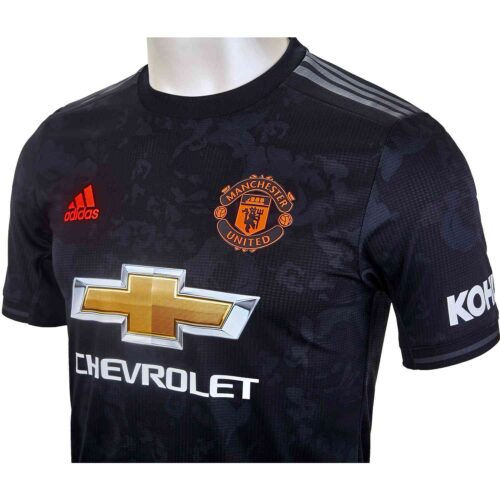2019/20 adidas Daniel James Manchester United 3rd Authentic Jersey