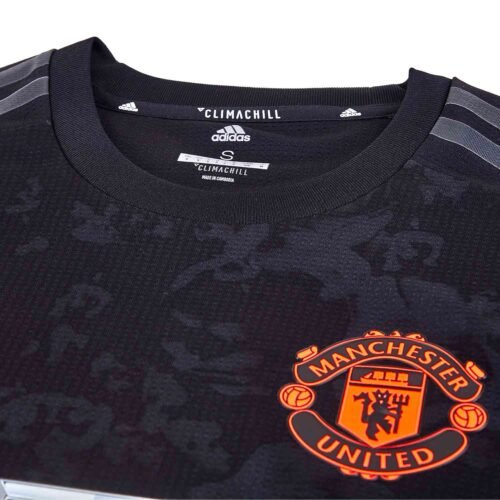 2019/20 adidas Aaron Wan-Bissaka Manchester United 3rd Authentic Jersey