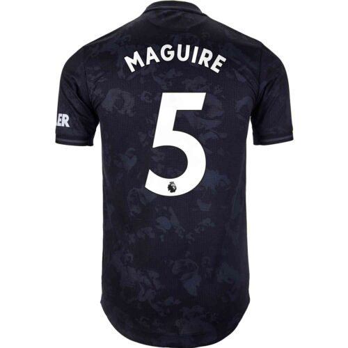 2019/20 adidas Harry Maguire Manchester United 3rd Authentic Jersey