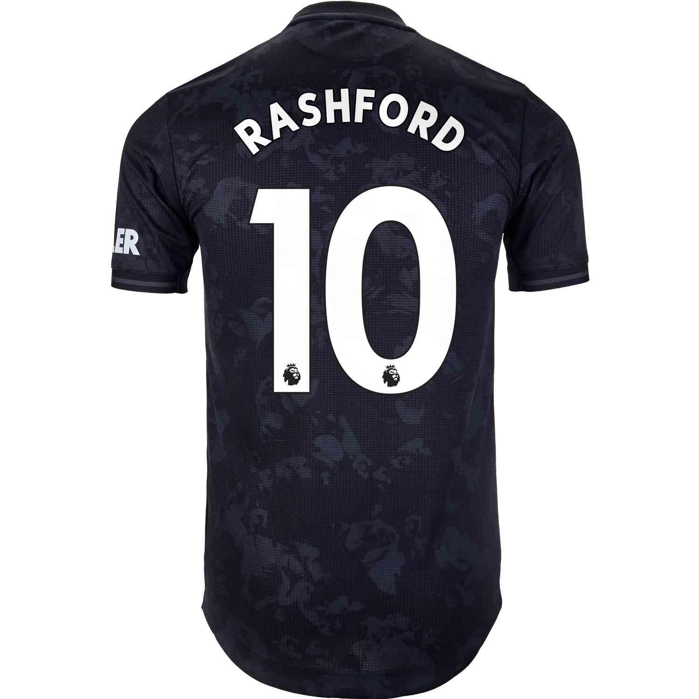 2019/20 adidas Marcus Rashford Manchester United 3rd ...