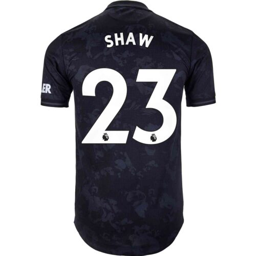2019/20 adidas Luke Shaw Manchester United 3rd Authentic Jersey