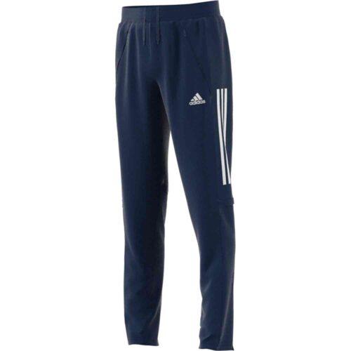 Kids adidas Condivo 20 Training Pants – Team Navy Blue/White