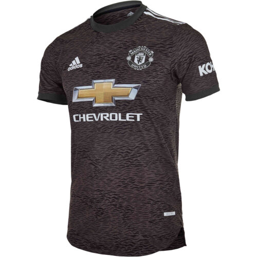 2020/21 adidas Manchester United Away Authentic Jersey