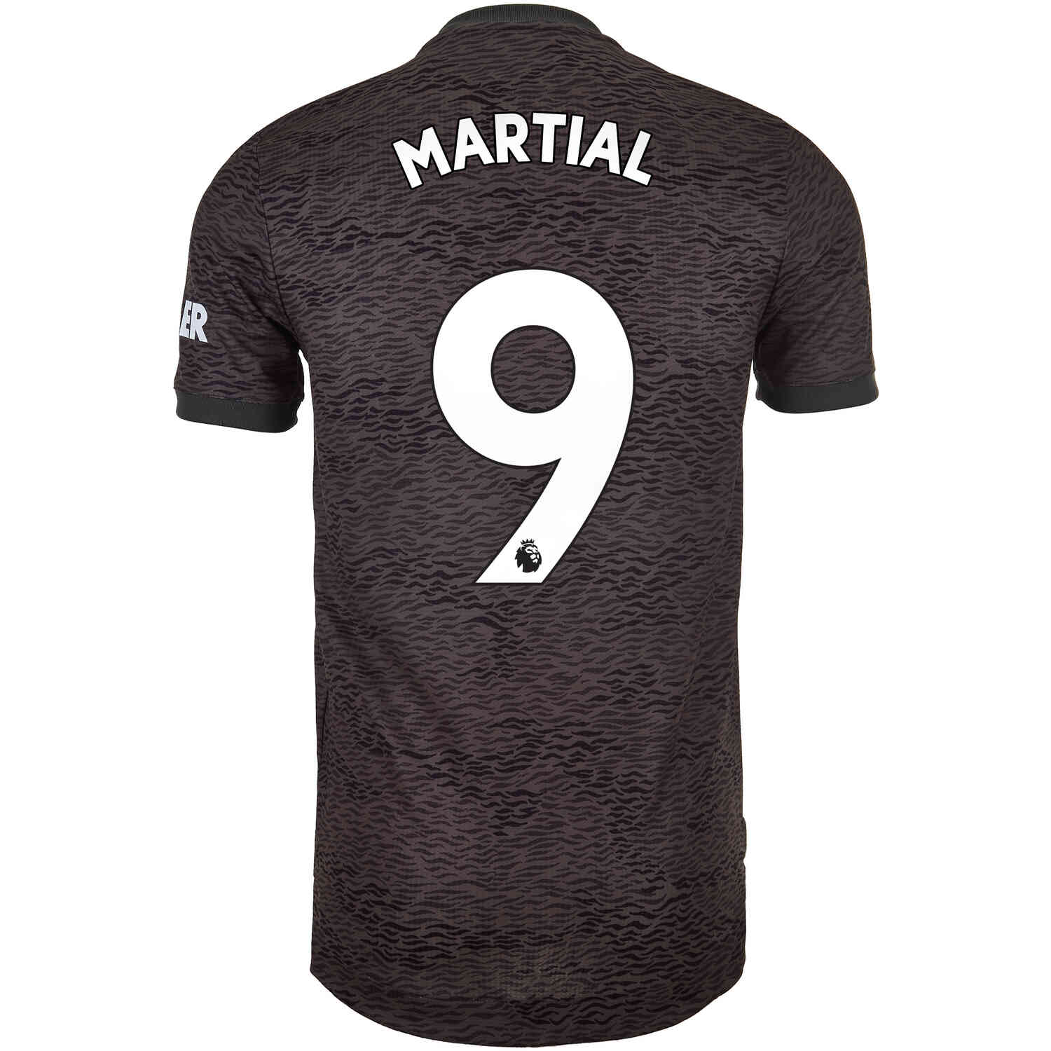 2020/21 adidas Anthony Martial Manchester United Away ...