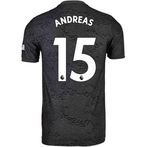 2020/21 adidas Andreas Pereira Manchester United Away Jersey