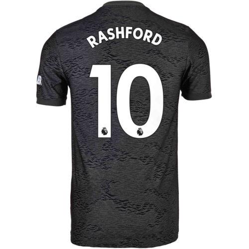 2020/21 adidas Marcus Rashford Manchester United Away Jersey