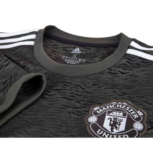 2020/21 Kids adidas Daniel James Manchester United Away Jersey