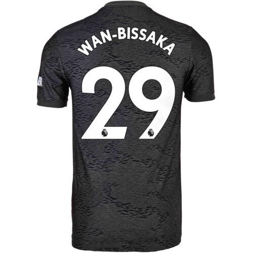 2020/21 Kids adidas Aaron Wan-Bissaka Manchester United Away Jersey