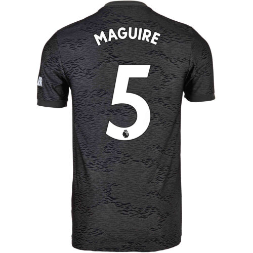 2020/21 Kids adidas Harry Maguire Manchester United Away Jersey