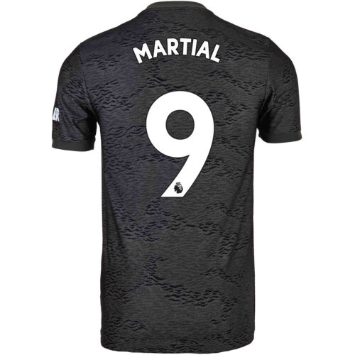 2020/21 Kids adidas Anthony Martial Manchester United Away Jersey