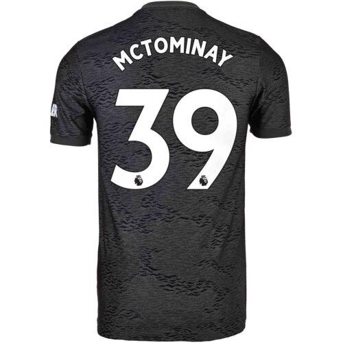 2020/21 Kids adidas Scott McTominay Manchester United Away Jersey