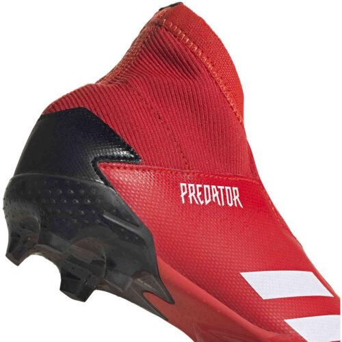 Kids adidas Laceless Predator 20.3 FG – Mutator Pack