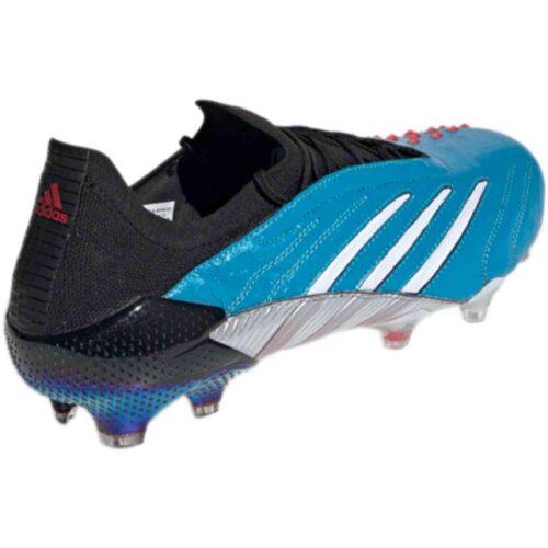 adidas Predator Archive FG – Core Black/Footwear White/Red