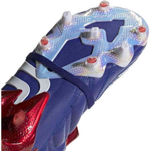 adidas Predator Mania FG – Team Royal Blue/Footwear White/Active Red