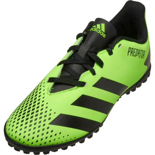 Kids adidas Predator 20.4 TF – Precision to Blur