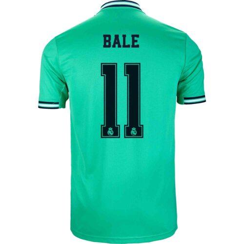 2019/20 adidas Gareth Bale Real Madrid 3rd Jersey