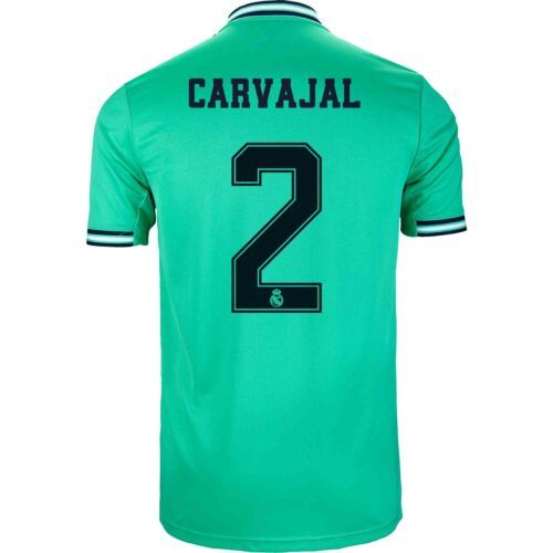 2019/20 adidas Dani Carvajal Real Madrid 3rd Jersey