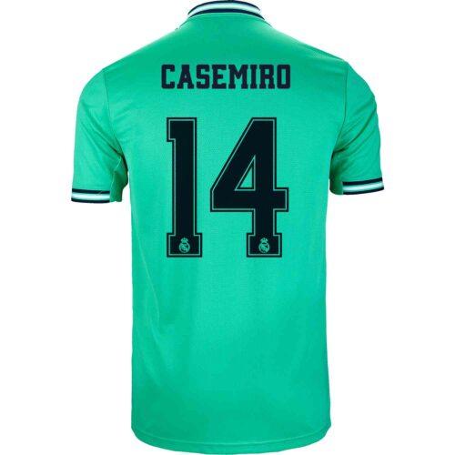 2019/20 adidas Casemiro Real Madrid 3rd Jersey