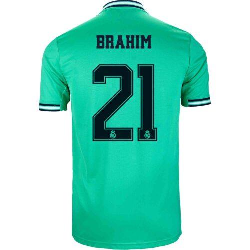 2019/20 adidas Brahim Diaz Real Madrid 3rd Jersey
