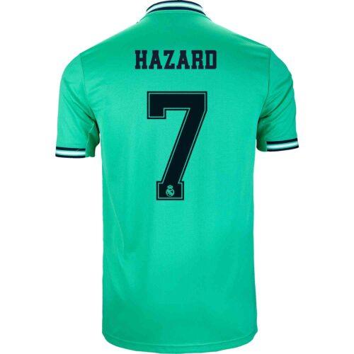 2019/20 adidas Eden Hazard Real Madrid 3rd Jersey