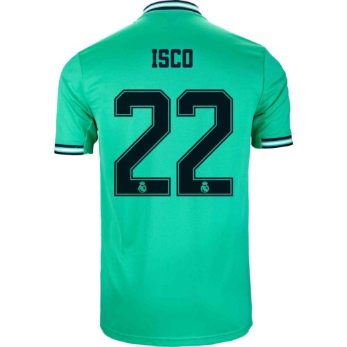 2019/20 adidas Isco Real Madrid 3rd Jersey